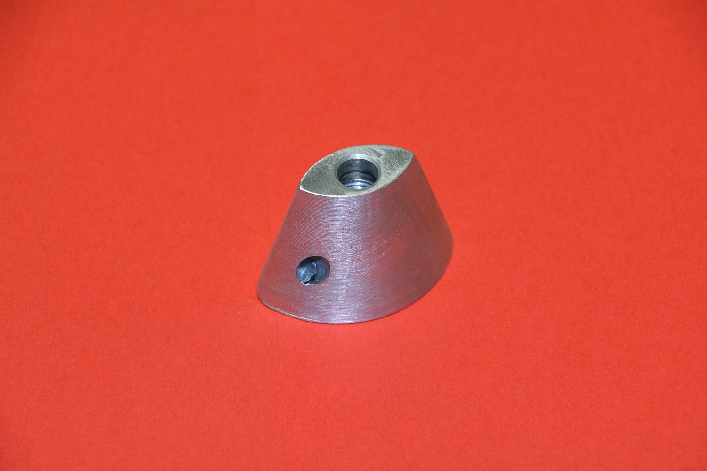 mecanizado piezas aluminio