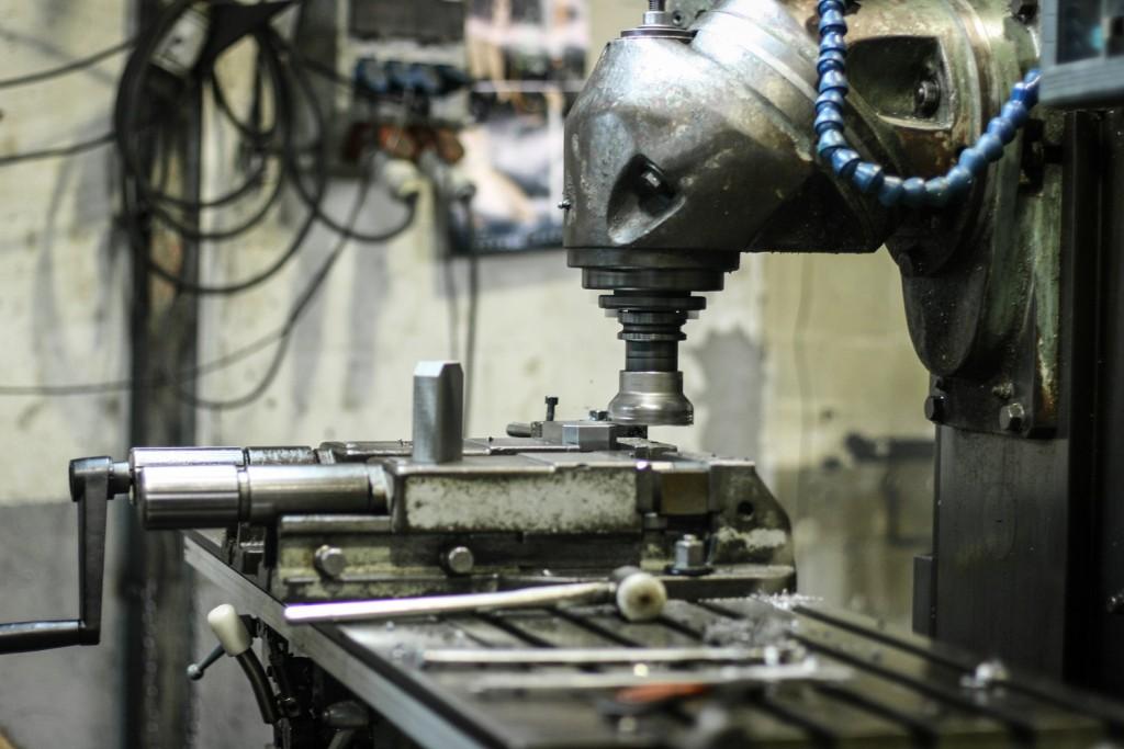 mecanizado fresadoras CNC